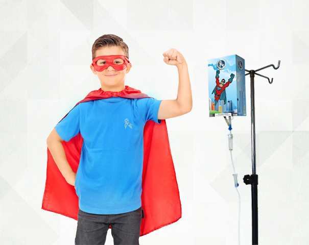 Sevimsiz Kemoterapi Serumlarına Son Verin, Moral Hareketimize Destek Olun!