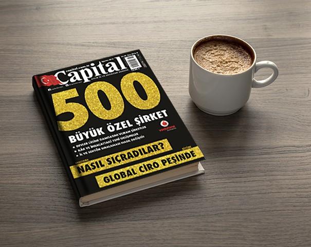 Capital dergi aboneliklerinde anında %20 indirim!
