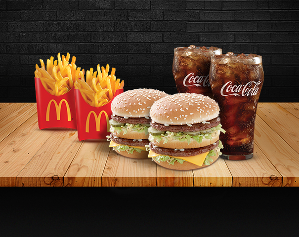 McDonald's' da 1 Big Mac menü alana 1 Big Mac menü hediye!