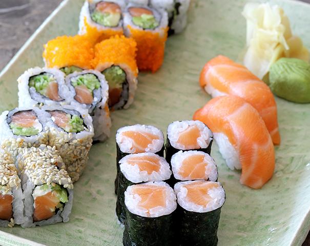 SushiCo'da anında 20 TL indirim!