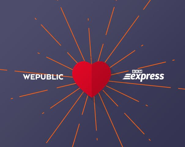 Wepublic.com.tr'de %50'ye varan indirime ek %10 indirim!