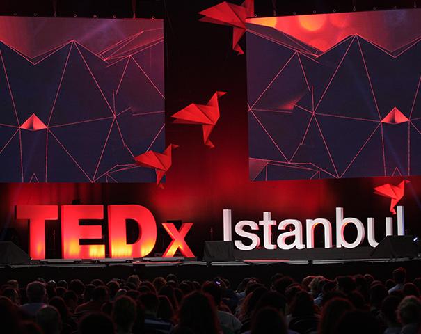 TEDxIstanbul Biletleriniz BKM Express ile %20 İndirimli!