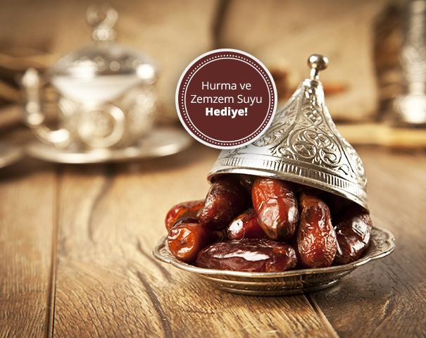 Hurma.com'da Ramazan Ayı'na özel %20 indirim fırsatı!