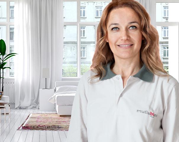 Mutlubiev.com'da ev temizliğiniz 30 TL indirimli!