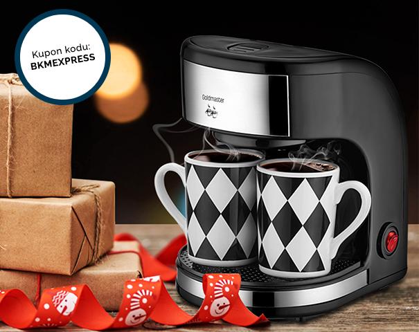 ProCoffee Filtre Kahve Makinesi sadece 139 TL!