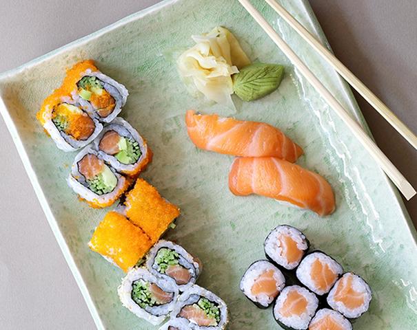 SushiCo'da 100 TL ve üzeri siparişlerde anında 25 TL indirim!