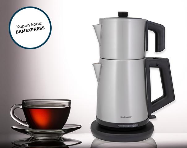 ProFlavor Çay Makinesi 795 TL yerine sadece 345 TL!