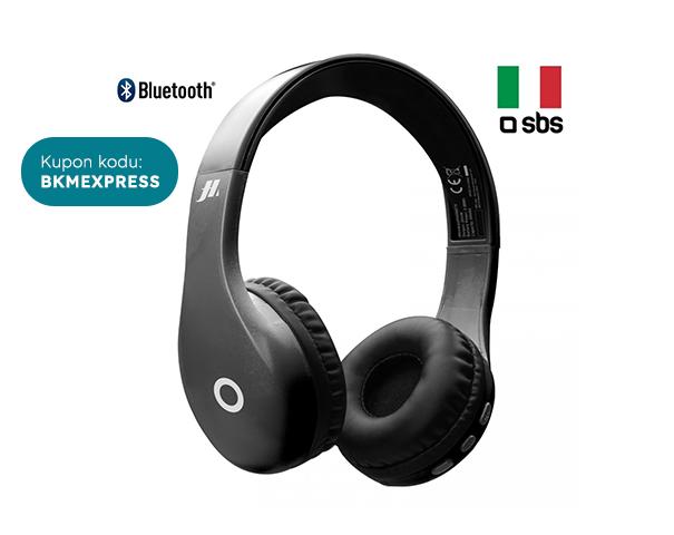 SBS-64986 Bluetooth Kulaklık sadece 129 TL ve kargo bedava!